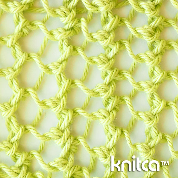 Lace 24 - Knitting Stitch Pattern