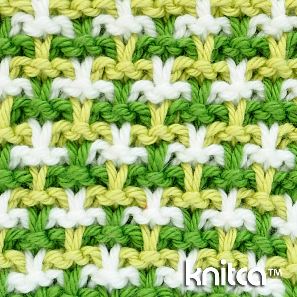 Colorwork Stitch Pattern