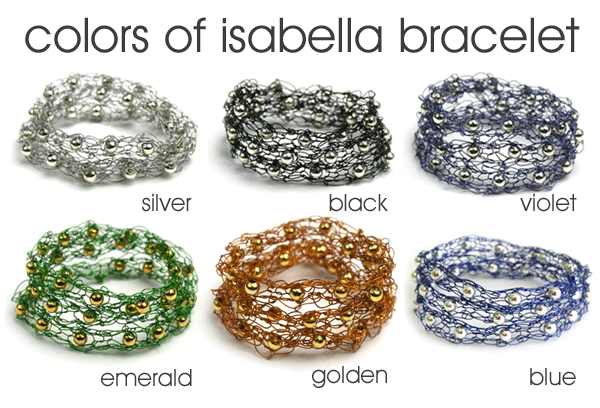 Colours of Isabella Bracelet