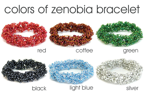 Colours of Zenobia Bracelet