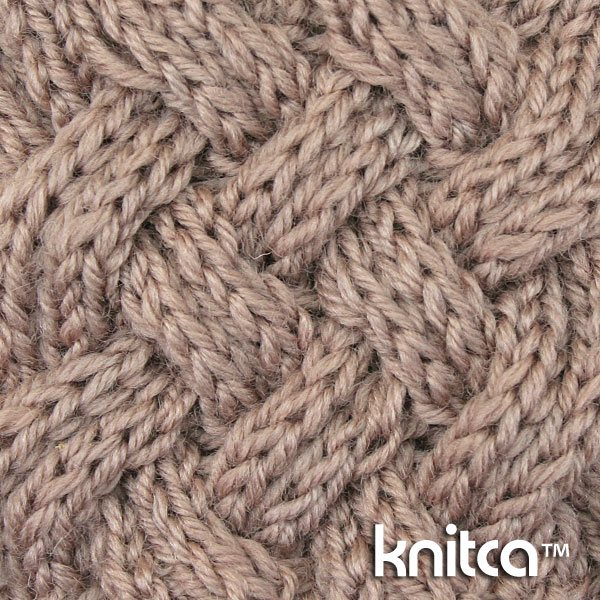 Cable Knitting Stitch Pattern